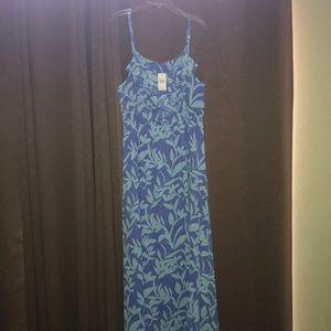 Floral Maxi Dress NWT Lane Bryant